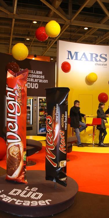Mars salon chocolat