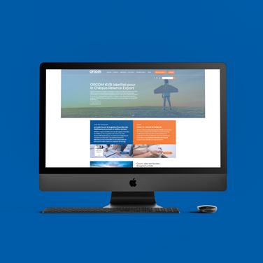 Orcom site internet